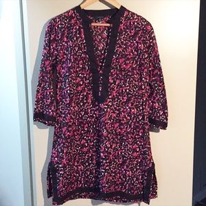 Lands' End Tunic Cover-up